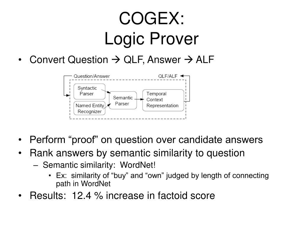 COGEX: