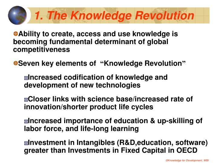 1. The Knowledge Revolution