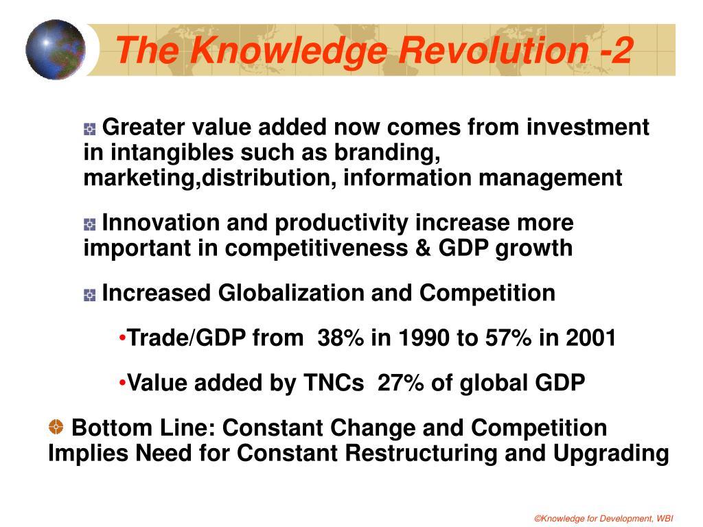 The Knowledge Revolution -2