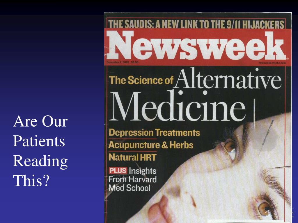 Are Our Patients Reading This?