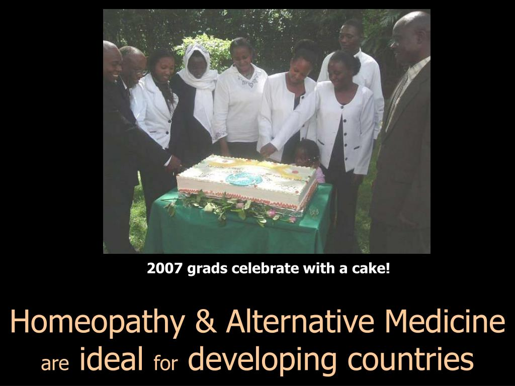 Homeopathy & Alternative Medicine