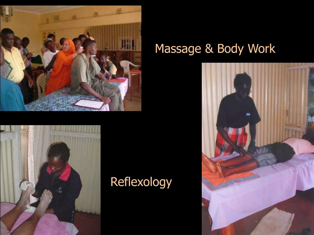 Massage & Body Work