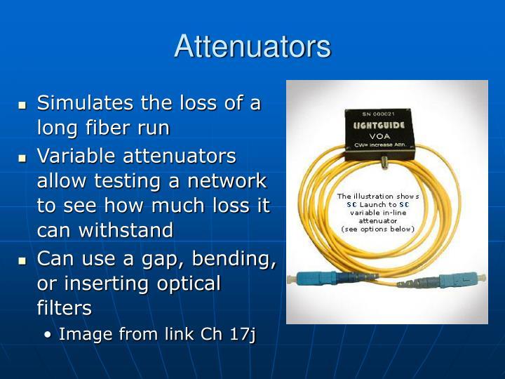 Attenuators