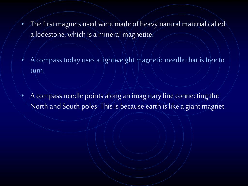 PPT - Magnets PowerPoint Presentation - ID:1225389