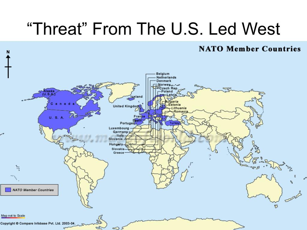 """Threat"" From The U.S. Led West"