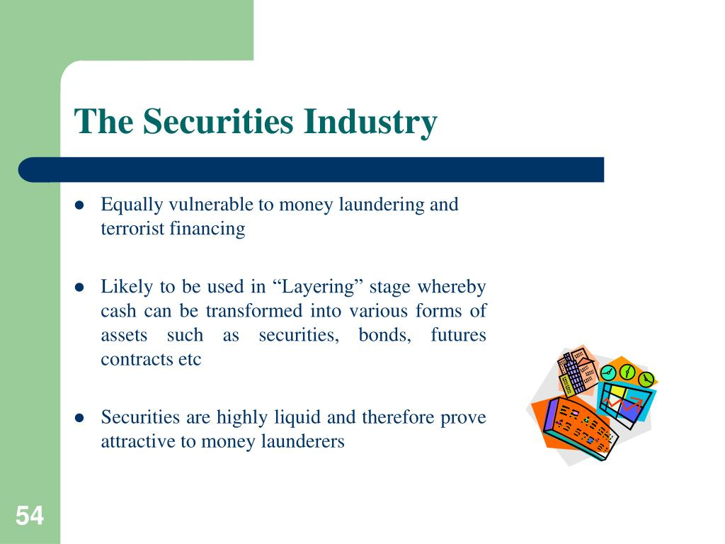 The Securities Industry