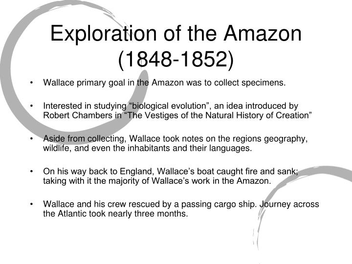 Exploration of the Amazon (1848-1852)