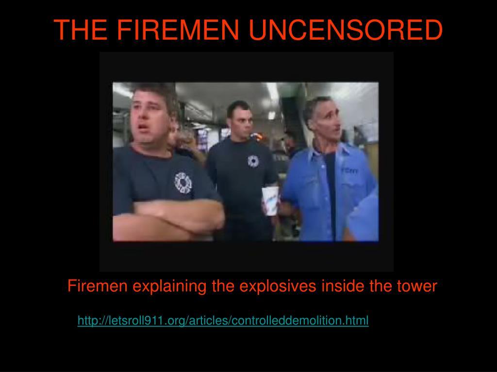 THE FIREMEN UNCENSORED