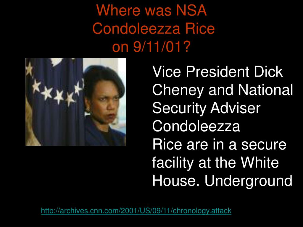 Where was NSA
