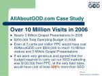 allaboutgod com case study