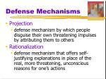 defense mechanisms3