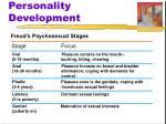 personality development1