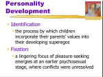 personality development2