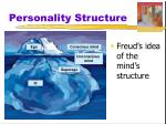 personality structure3