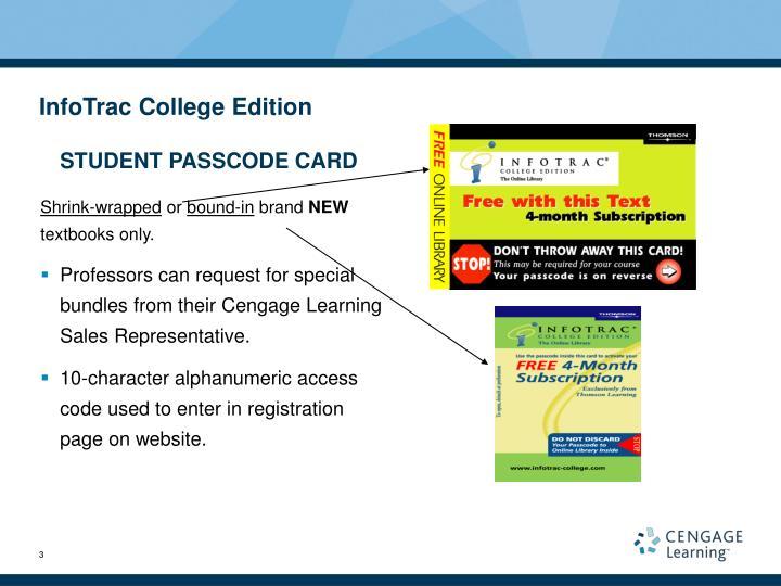 Infotrac college edition3