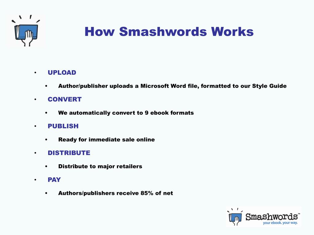 How Smashwords Works