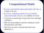 computational model10