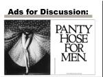 ads for discussion23