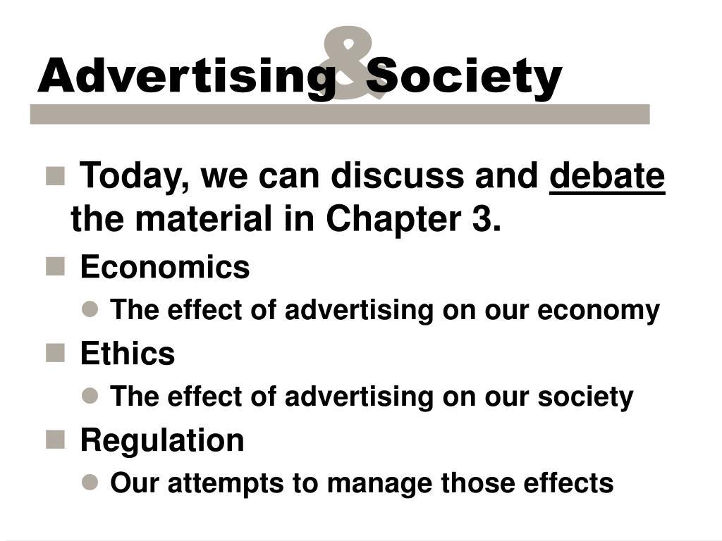 advertising society l.