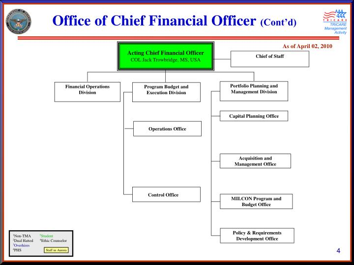 Acting Chief Financial Officer