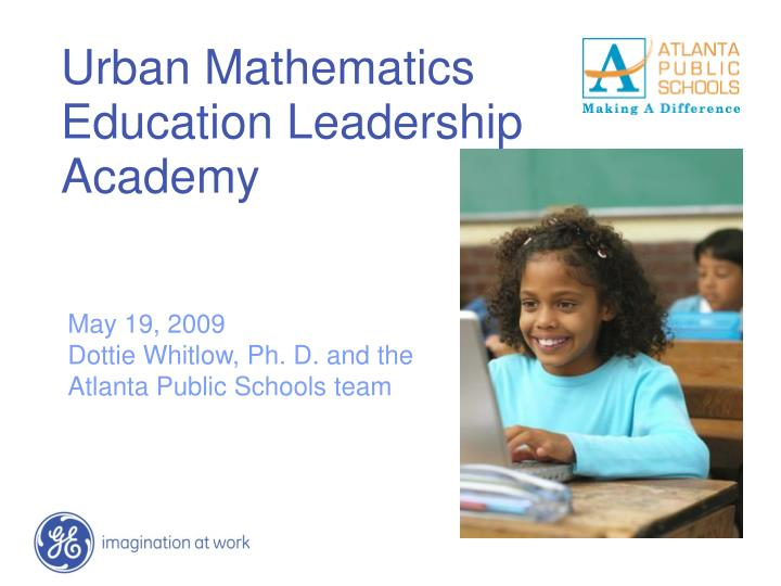 urban schooling and making education a