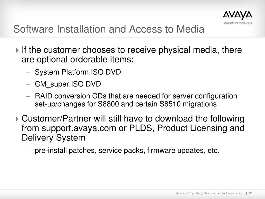 Avaya System Platform Cli Commands