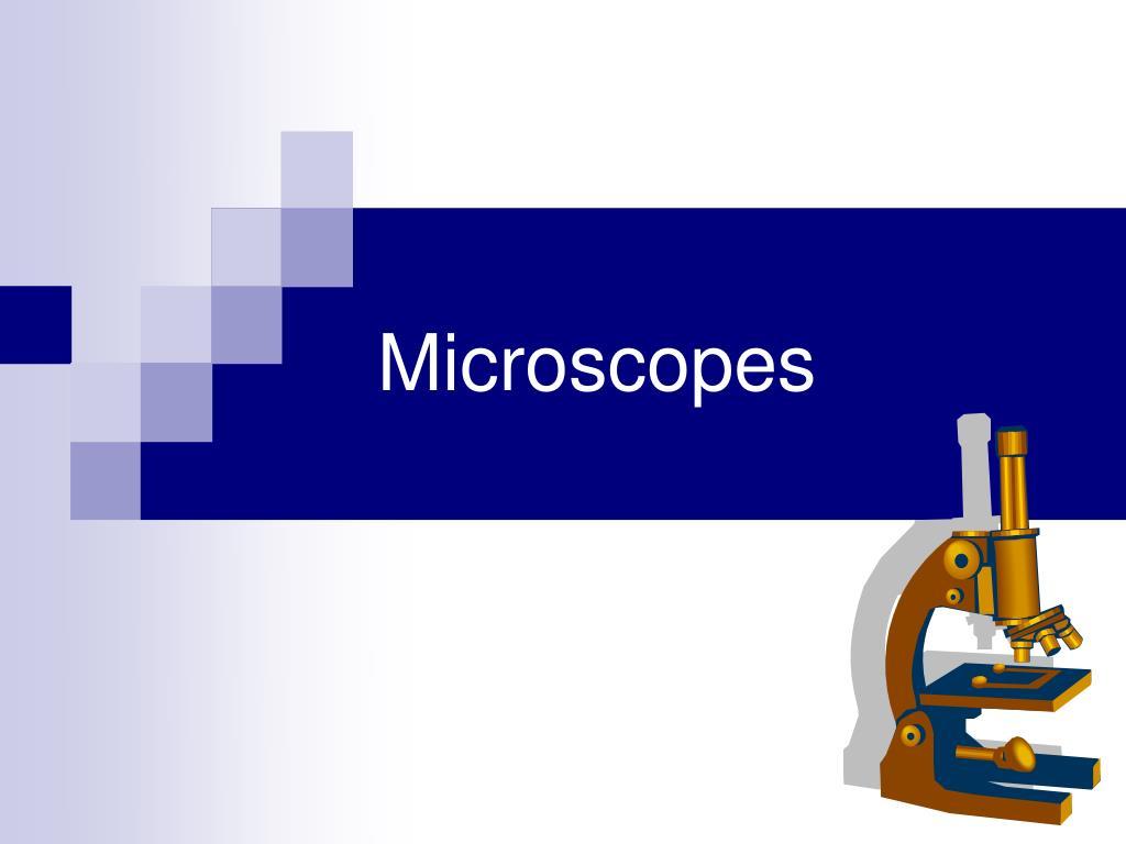 microscopes l.