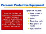 personal protective equipment18