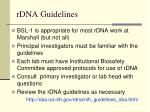 rdna guidelines24