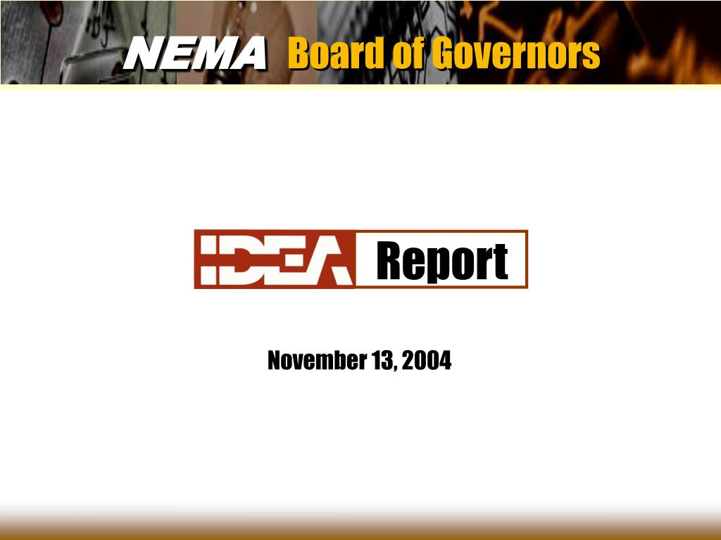 nema board of governors l.