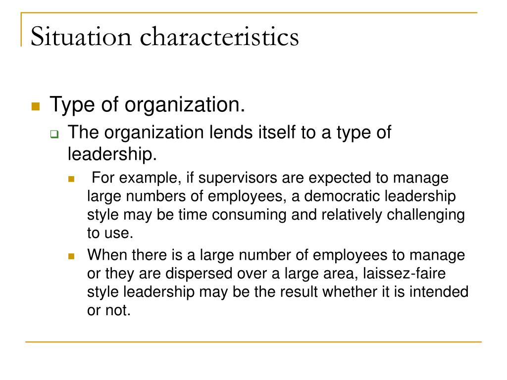 PPT - The Supervisor as Leader PowerPoint Presentation - ID