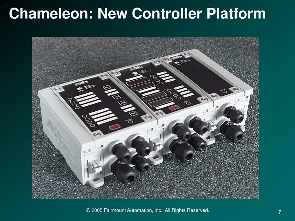Chameleon: New Controller Platform