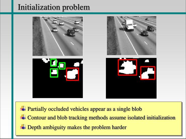Initialization problem