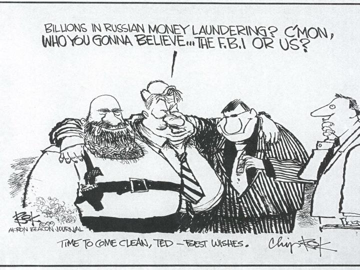 Money laundering and corruptionmike levimaria dakoliasted greenbergjune 8 2006
