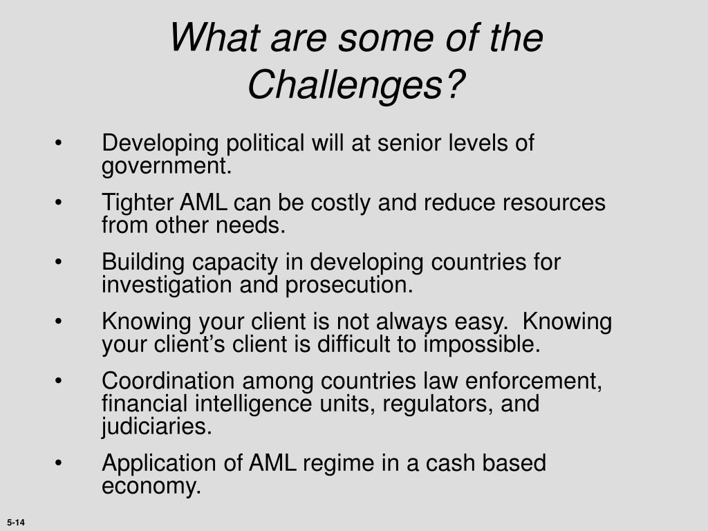 What are some of the Challenges?