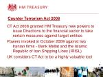 counter terrorism act 2008