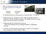 corelink overview