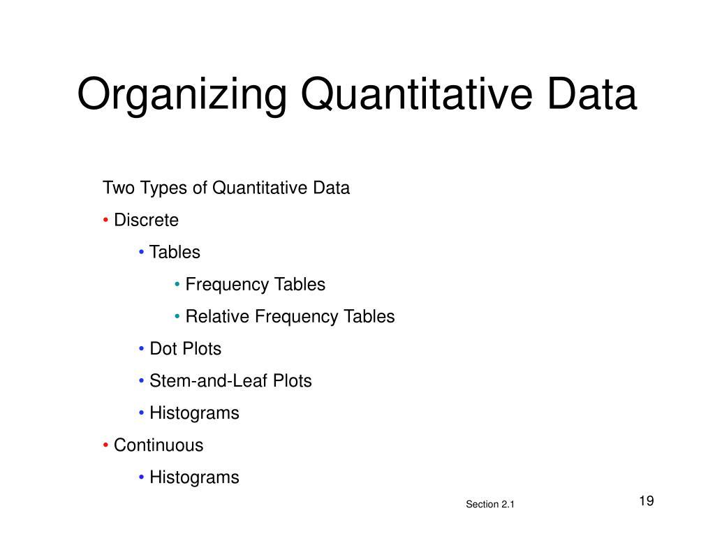 PPT - Chapter 2: Descriptive Statistics PowerPoint Presentation - ID