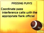passing plays59