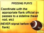 passing plays60