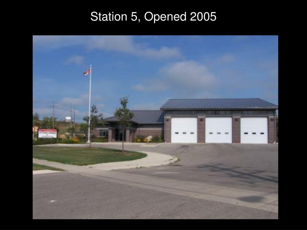 Station 5, Opened 2005