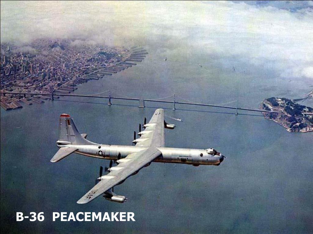 B-36  PEACEMAKER