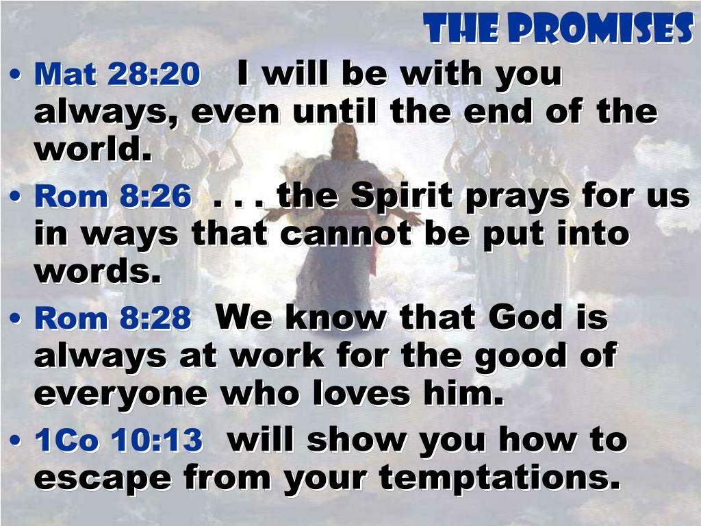 The Promises