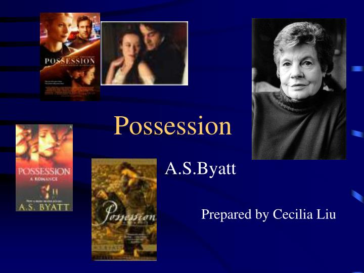 a look at post modern victorian as portrayed in possession by as byatt
