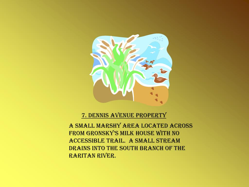 7. Dennis Avenue Property