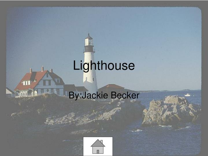 lighthouse n.