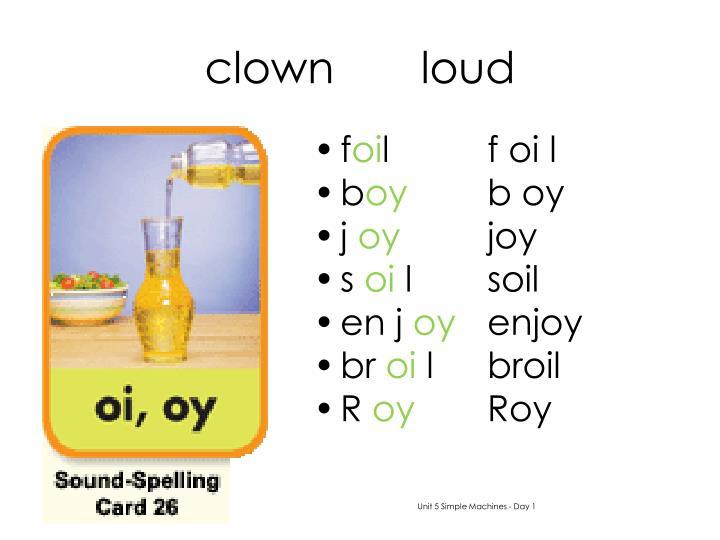 clownloud