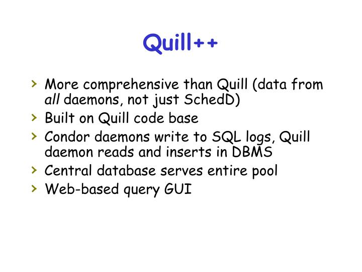 Quill++