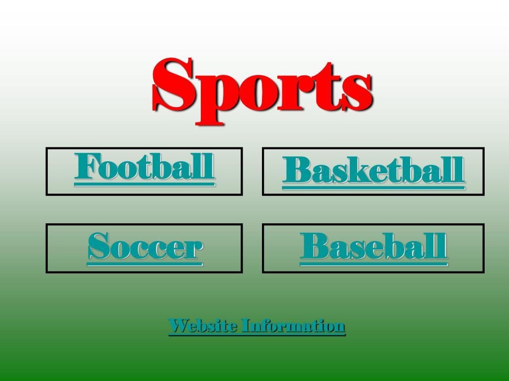 sports l.