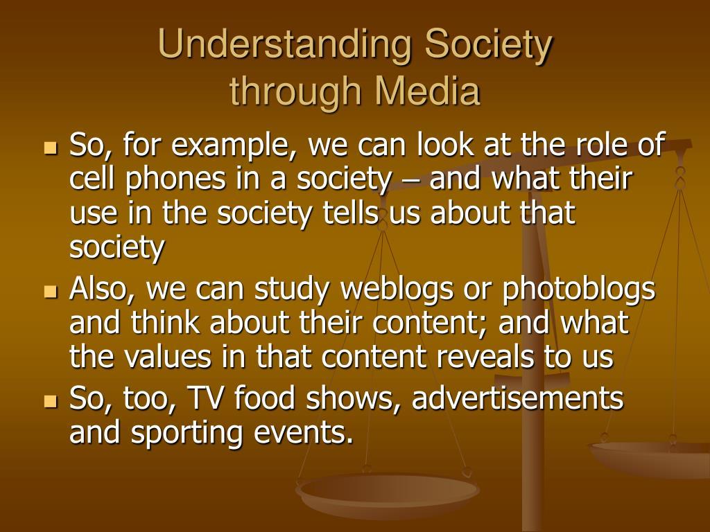 Understanding Society